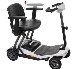 Apex Medical lanza la nueva scooter I-Luna