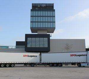 XPO Logistics probará su primer duotráiler entre Madrid y Barcelona