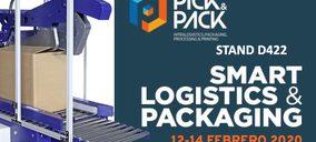 Controlpack expondrá en Pick & Pack sus últimos equipos