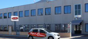 La distribuidora murciana Angel Linares Montalbán amplía sus instalaciones