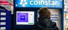 Coinstar instala sus primeros equipos en supermercados en tiendas de Carrefour y Cash Jurado