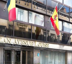 HCI negocia una marca internacional para el hotel Avenue Louise, de Bruselas