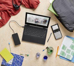 HP incorpora nuevas experiencias digitales para el aprendizaje y la enseñanza en sus nuevos Chromebooks