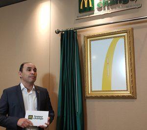 McDonalds presenta su estrategia de sostenibilidad Happy Change