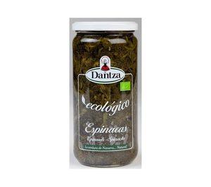 Conservas Dantza incrementa capacidad en verduras y completa su oferta bío