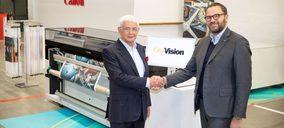 Canon se asocia con OneVision para incrementar la productividad
