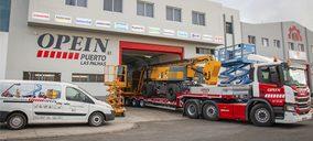 La distribuidora de maquinaria Opein abre almacén en Las Palmas