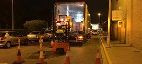 La logística nocturna llega al 25% de las capitales españolas