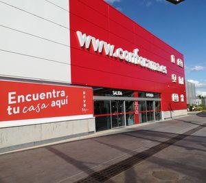 Conforama fija la localización de sus primeras tiendas en 2020