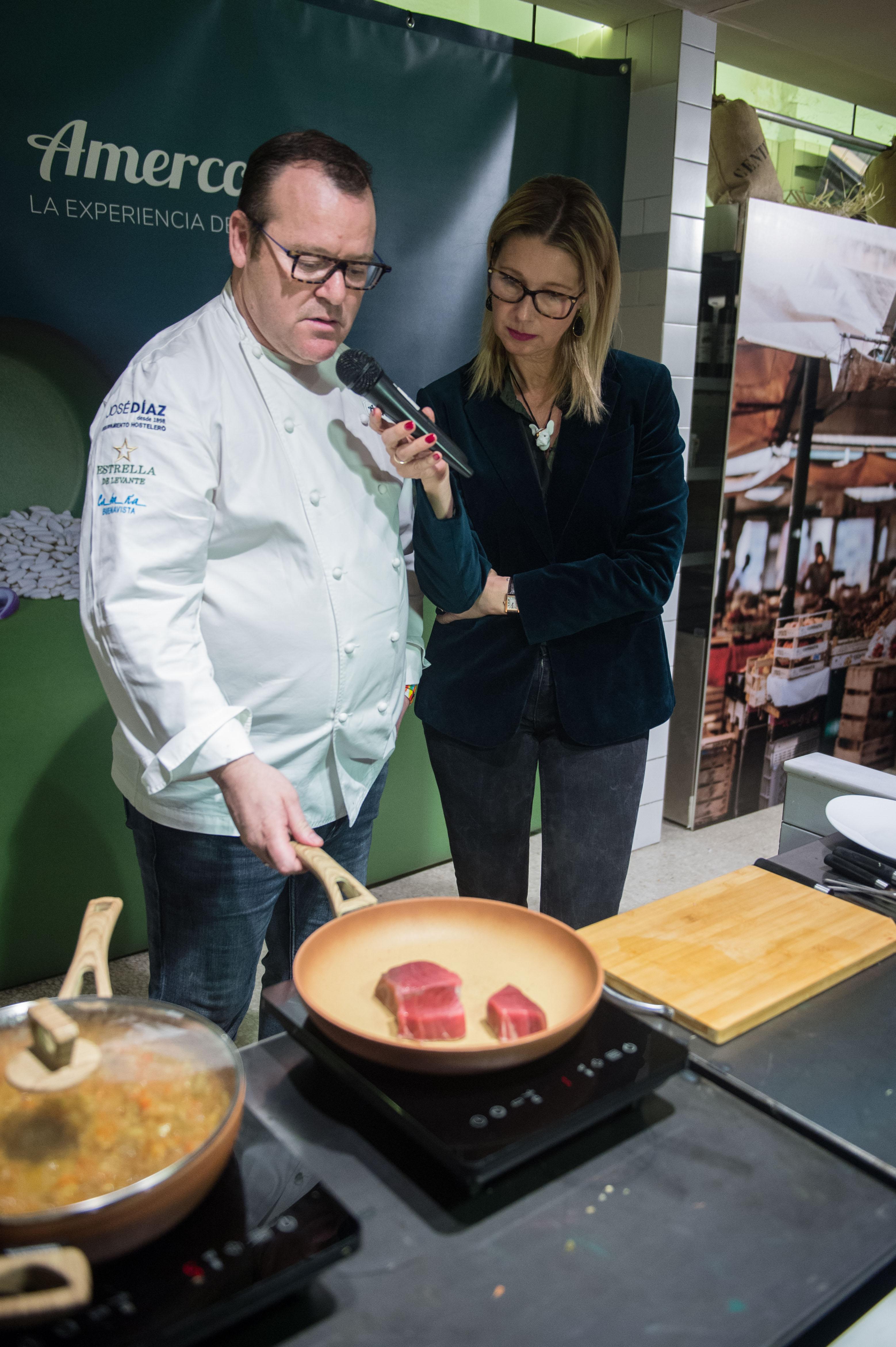 La marca de menaje de cocina Amercook aterriza en España