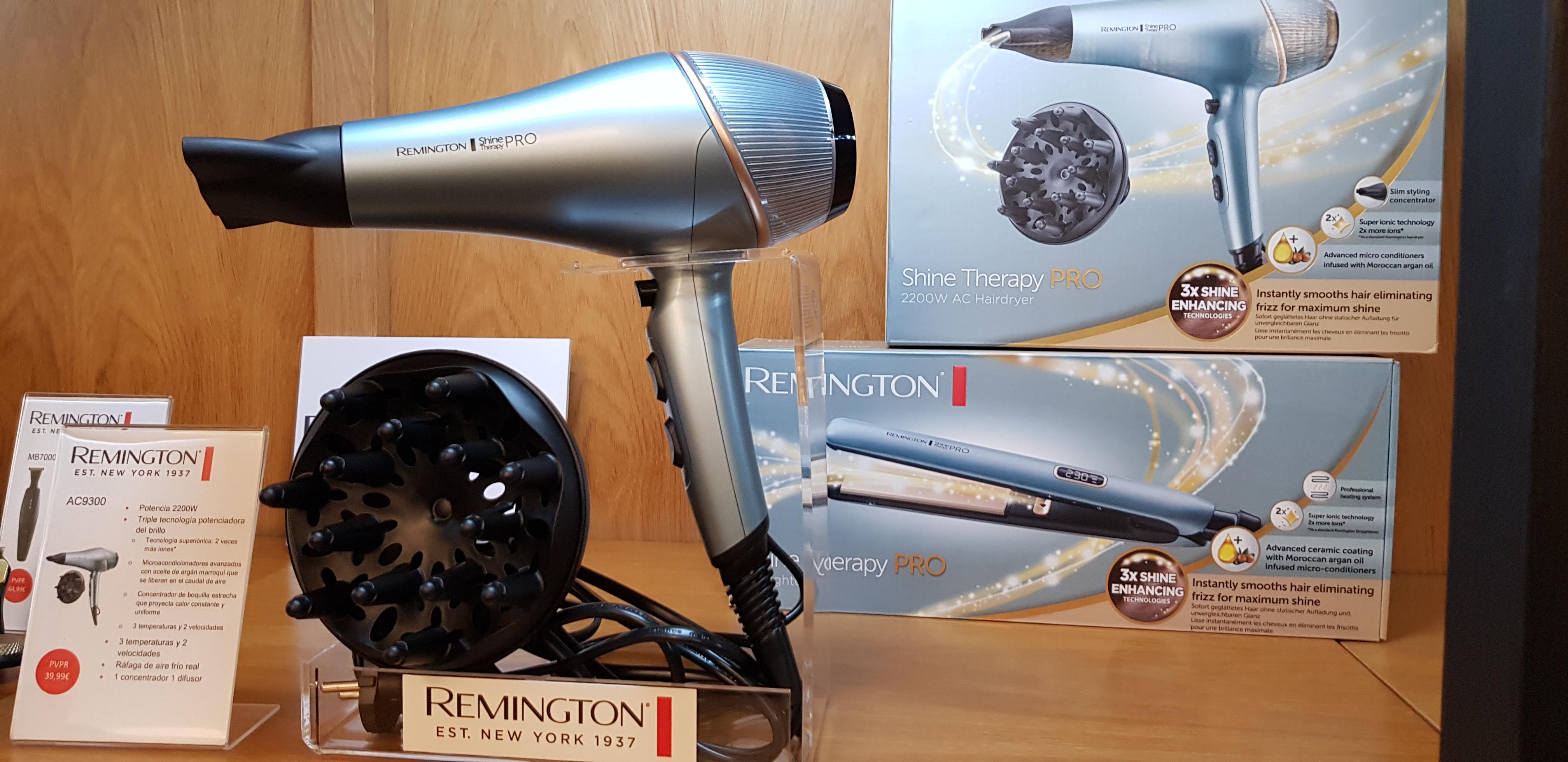 Remington, Russell Hobbs y George Foreman presentan novedades