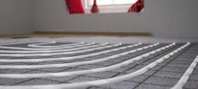 Multitubo entra en suelo radiante