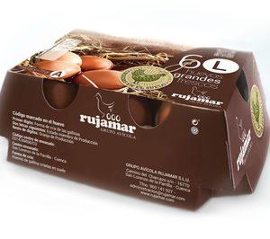 Grupo Avícola Rujamar abanderará la reducción del plástico en el mercado de huevos