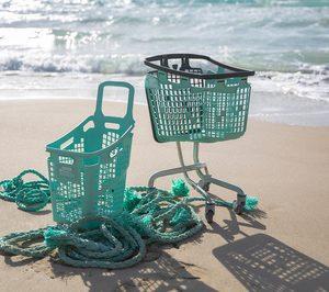 Araven lanza un equipamiento integral para retail con productos reciclados