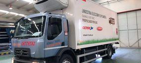 Carreras y Cuétara lanzan un piloto con vehículos a gas natural para la última milla