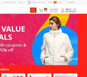 Packlink alcanza un acuerdo con AliExpress para el envío de mercancías