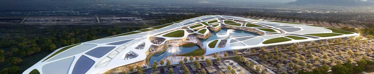 Open Sky: De centro comercial a shopping resort