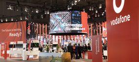 Vodafone retrocede un 9% en España en el 3T