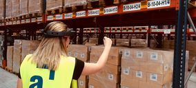 Alfil Logistics recibe una plataforma y acuerda la construcción de otra