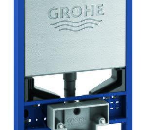 Grohe presenta el nuevo bastidor Rapid SLX