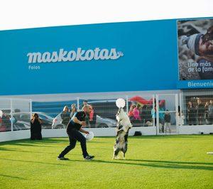 La cadena de petfood Maskokotas crecerá también el exterior