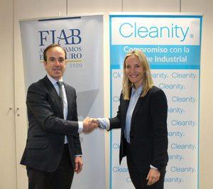 FIAB y Cleanity renuevan su compromiso por la seguridad alimentaria y la higiene industrial