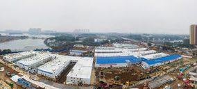 Midea equipa el nuevo hospital de Wuhan