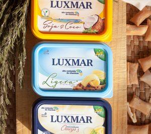 GA Alimentaria renueva las margarinas Luxmar, que entran en Carrefour