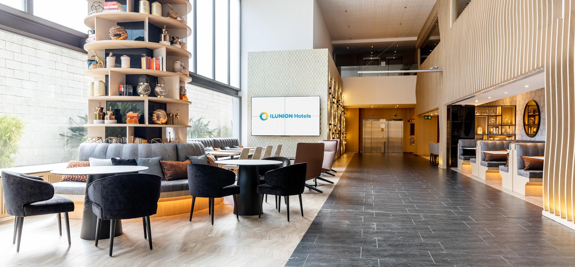 Ilunion finaliza la reforma de tres hoteles