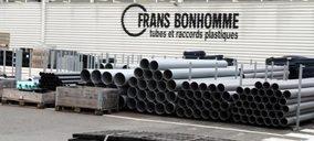 Frans Bonhomme proyecta un nuevo almacén en Madrid