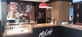 McDonalds refuerza su presencia en Madrid