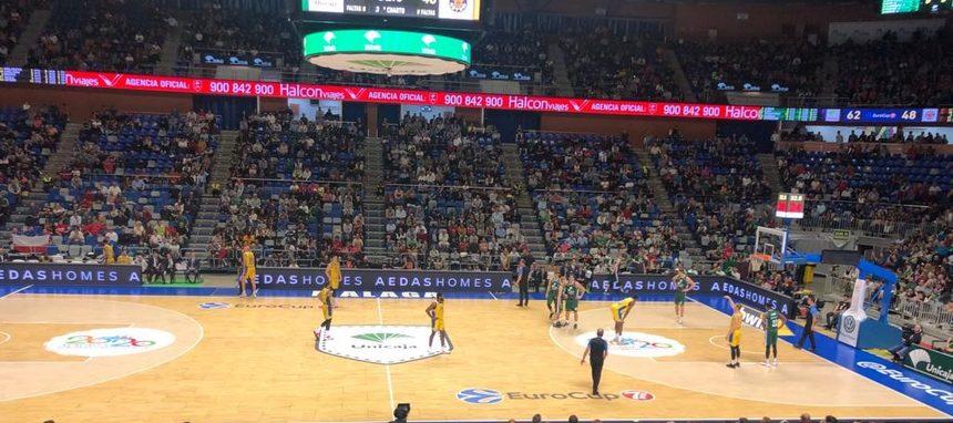Aedas Homes patrocinará al Unicaja Baloncesto de Málaga