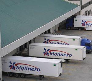 La llegada de contratos impulsa la inversión en Molinero Logística