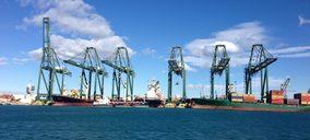 Valenciaport supera por primera vez los 80 Mt y lidera las subidas en contenedores