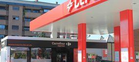 Carrefour incrementa sus tiendas más de un 5% por los Express en gasolineras, pero mantiene superficie