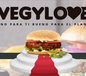 La hamburguesa Vegy Love se sube a la ola plant-based de 2020