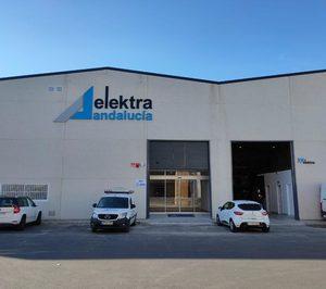 Elektra amplía presencia en Andalucía con un nuevo almacén