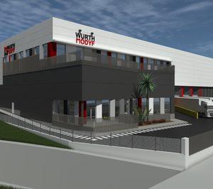 Würth Modyf, filial de Würth para vestuario laboral y calzado, acelera su expansión
