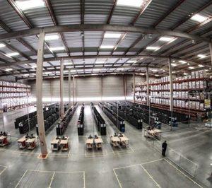 Danosa impermeabiliza la nueva plataforma logística Pinto II