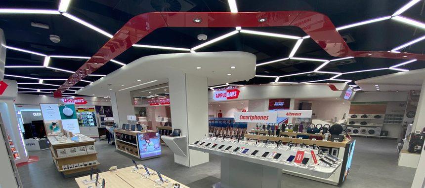 MediaMarkt transforma su Digital Store en un centro algo más físico