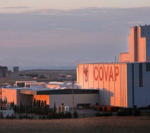 Covap invirtió 22 M en 2019, año en que incrementó su facturación un 2,3%