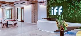IFF espera un crecimiento más moderado de sus ventas en 2020