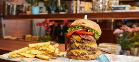 Una cadena madrileña de hamburgueserías abre un nuevo local