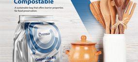 Emsur desarrolla un envase barrera compostable