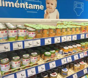 Cesa actividad un fabricante de alimentación infantil