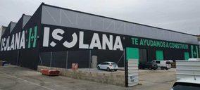Isolana pone en marcha un nuevo almacén