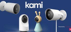 Telcomdis distribuirá las cámaras de seguridad Kami en España y Portugal