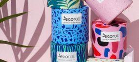 EcoRoll, papel higiénico de bambú, llega al mercado español