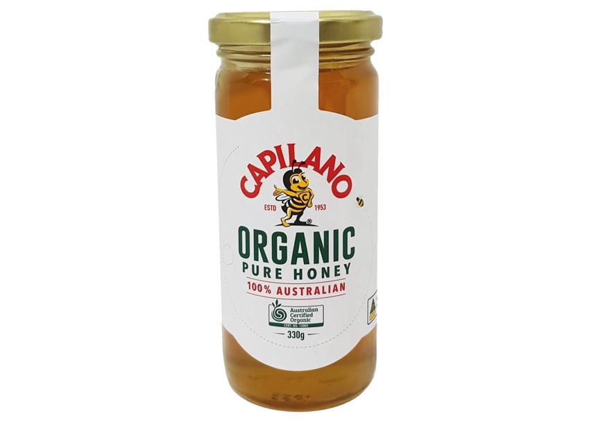Miel pura ecológica Capilano (1)