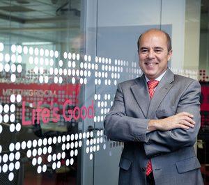 Jaime de Jaraíz, presidente y CEO de LG Electronics Iberia